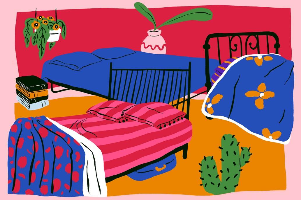 Ce spune stilul tau de a face patul despre personalitatea ta