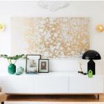 3 idei originale pentru decorul peretilor goi din casa