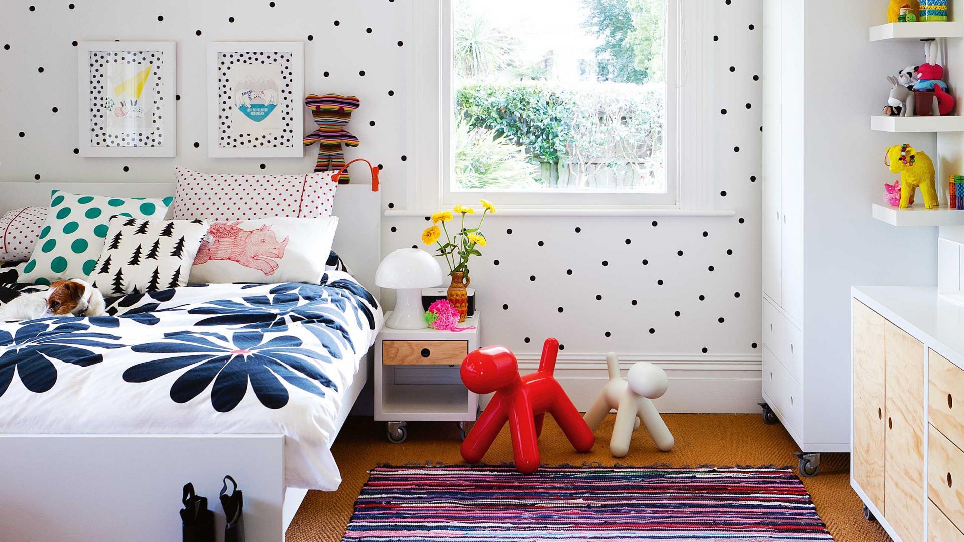 3 idei usor de pus in practica pentru a renova camera copilului