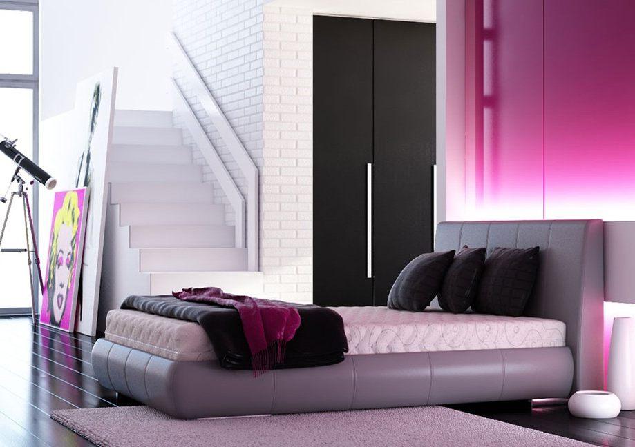 Ce culori poti asorta perfect cu un decor predominant roz?