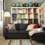 Deco: Idei pentru spatii mici. Partea 5 – Organizarea apartamentului