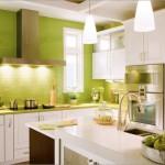 Accente de culoare – verdele crud