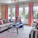 Draperiile fixe – stiluri de amenajare pentru orice casa