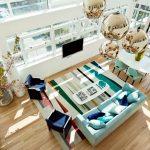 Avantajele utilizării covoarelor în designul interior