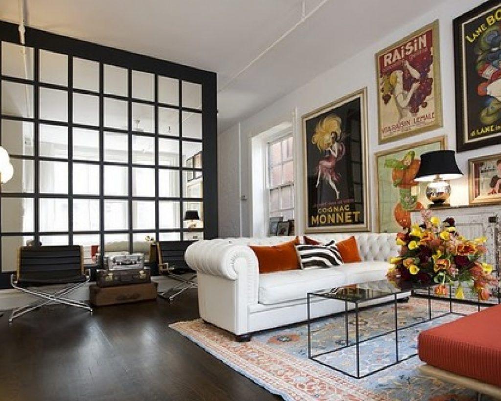 Cum sa potrivesti elegant piesele pentru un decor eclectic