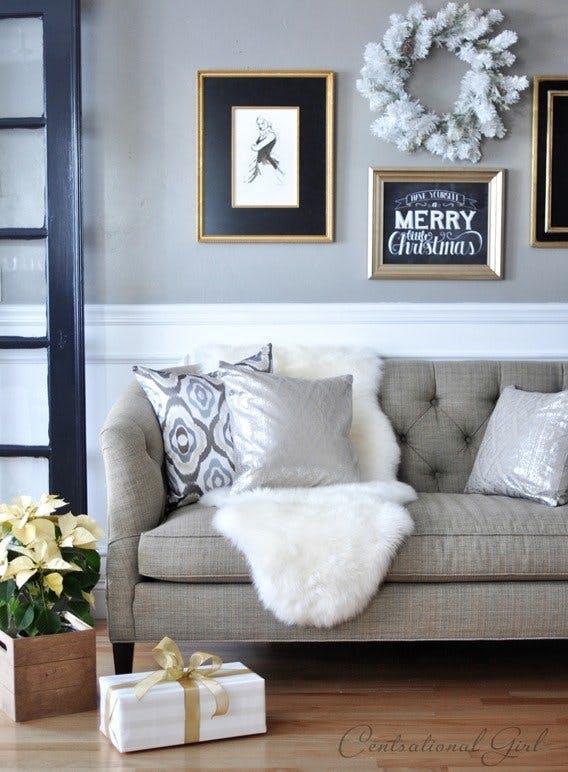 Accesorii perfecte pentru o canapea imperfecta