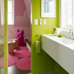 Cu gandul la primavara si la combinatii decorative cu verde si roz
