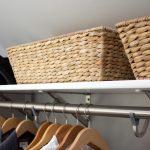 Organizare in dressing – cum sa il mentii ordonat mai mult timp