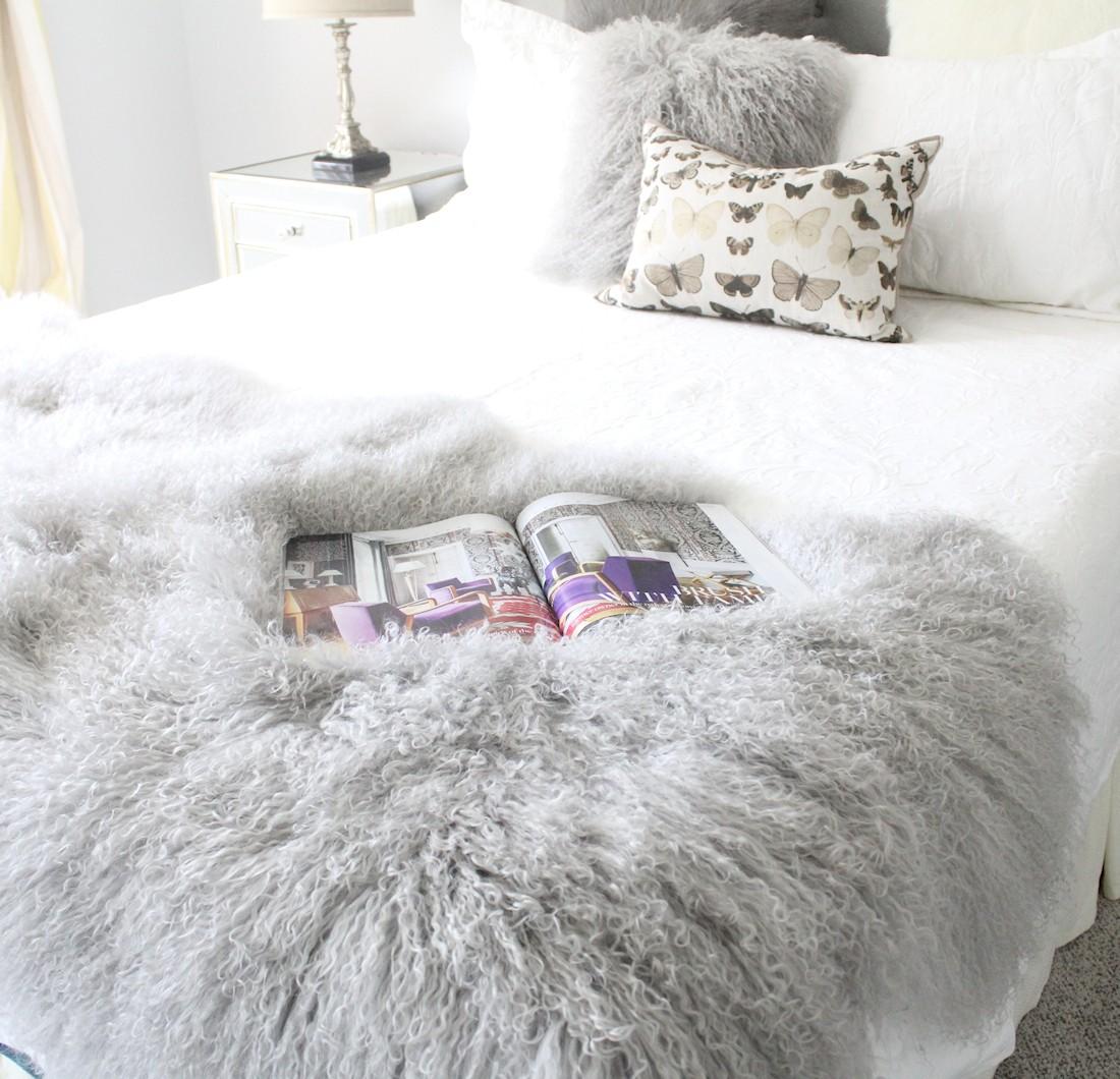 Decorul patului din dormitor: de la lenjerii pana la cuvertura