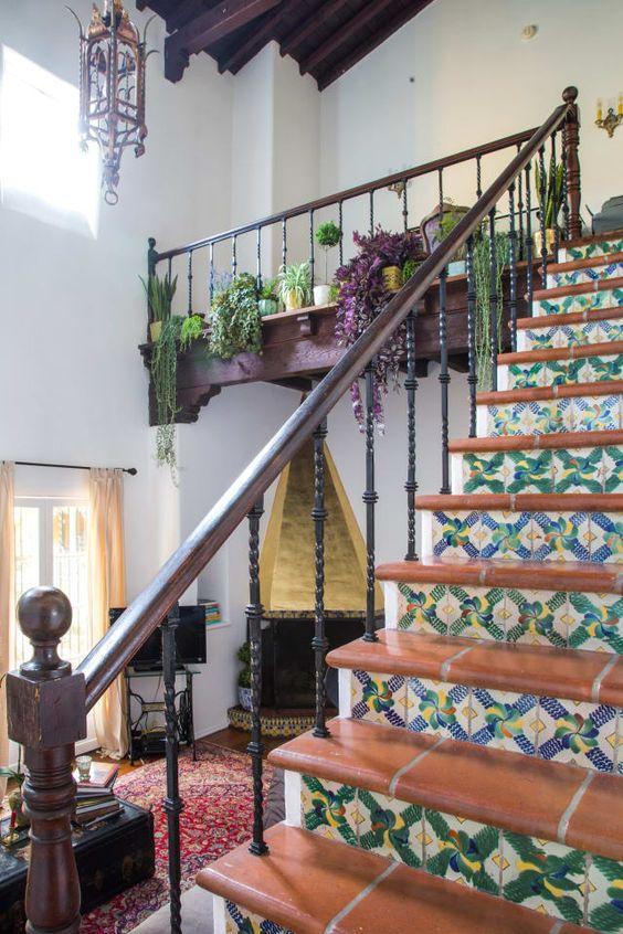 5 Idei noi pentru decorul scarilor din casa