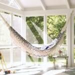 Accente unice – hamacul din casa