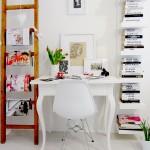 5 idei decorative pentru birou