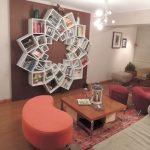 Folosirea motivului mandala in decorul interior