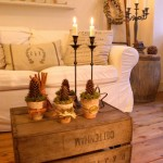 Influente shabby chic in decorul interior