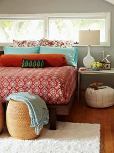 dormitor curatenie primavara