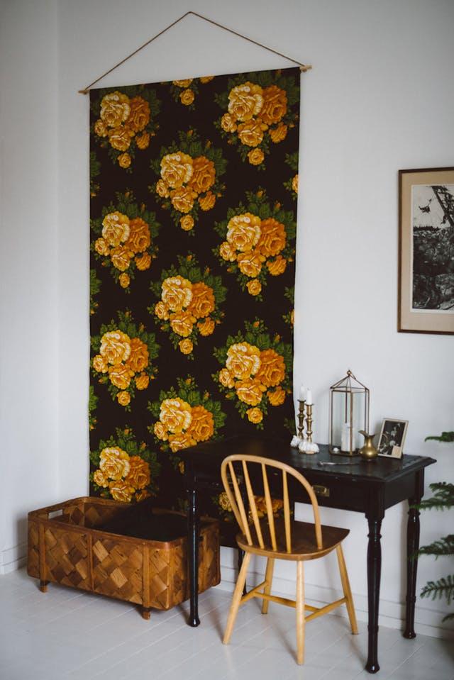 4 Sfaturi creative pentru decorul peretilor mari si goi