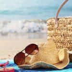 Geanta de plaja: de la prosop de plaja la accesorii