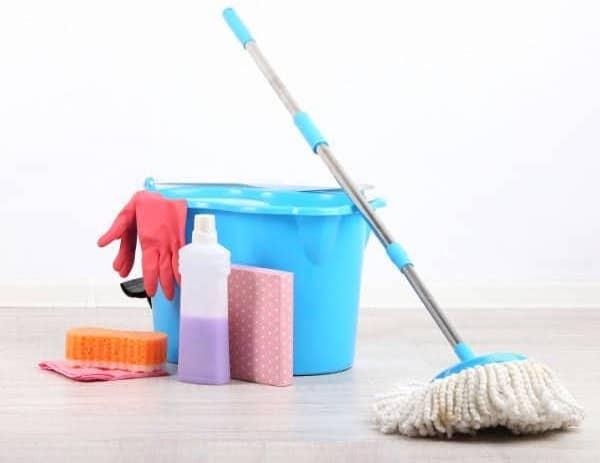 Cum sa cureti casa sigur si eficient in perioada unei pandemii
