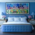 5 idei de a folosi albastru in decorul casei