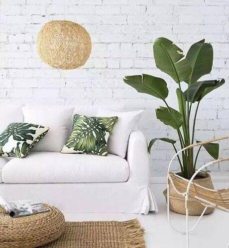 Motive vegetale pentru un decor mai aproape de natura